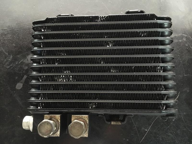 rx-8 yağ soğutucu radyatör.ARMAGARAGE