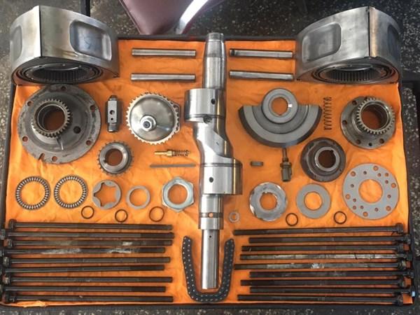 Mazda RX8  S1 Motor tamiri