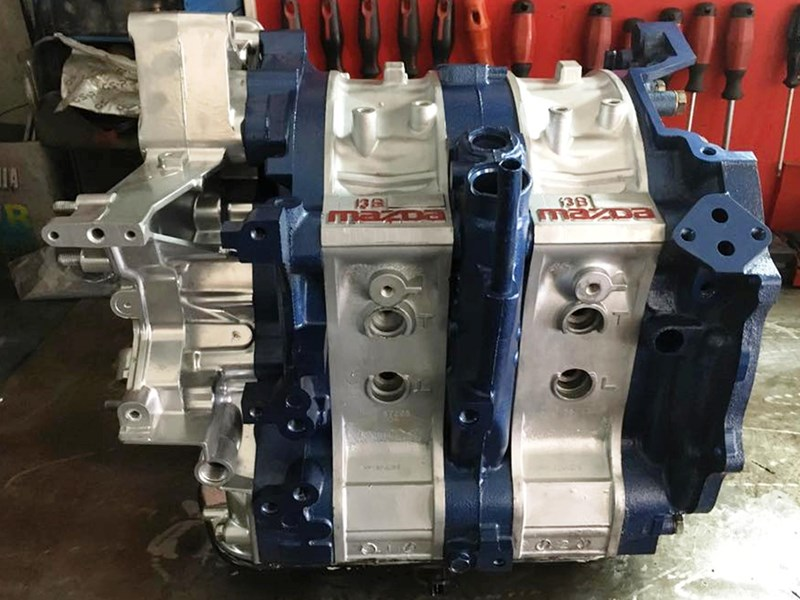 RX8 Bakırköy Komple Motor Yenileme