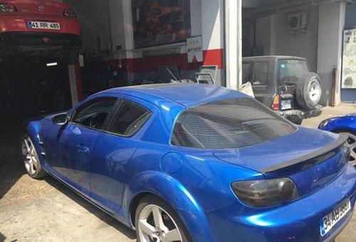 2007 RX8 Motor Yenileme Onarım
