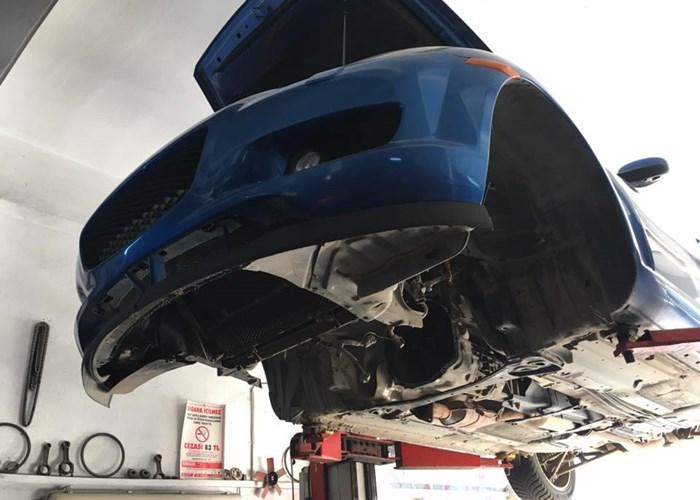 RX8 Motor Revizyon 2007