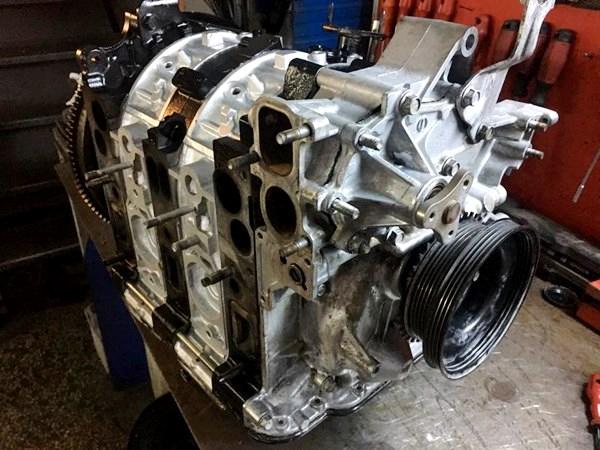 Motor yenileme YUNANİSTAN