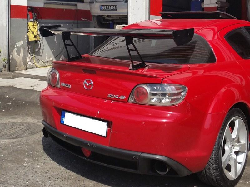 2004 RX-8 Motor Revizyon