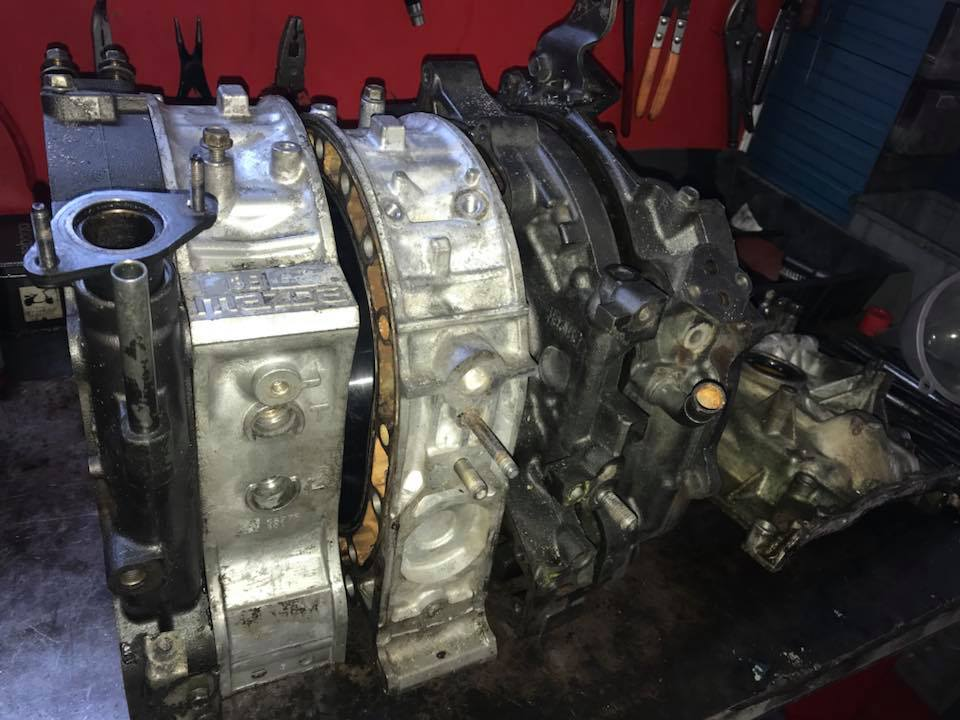 Mazda Rx8 Motor Yenileme Servisi Ümraniye