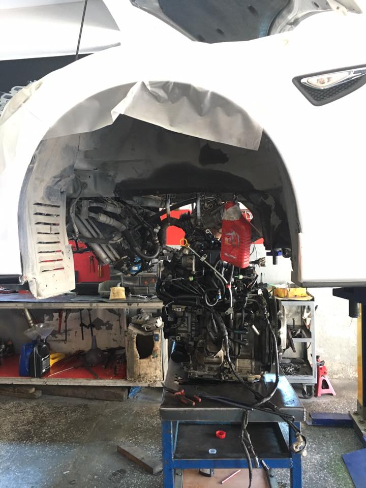 R3  Rx8 Motor onarım tadilat