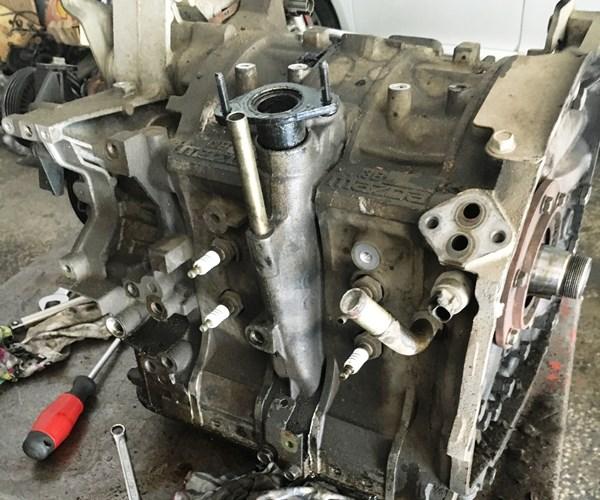 RX8 Motor Rektefiye BULGARİSTAN