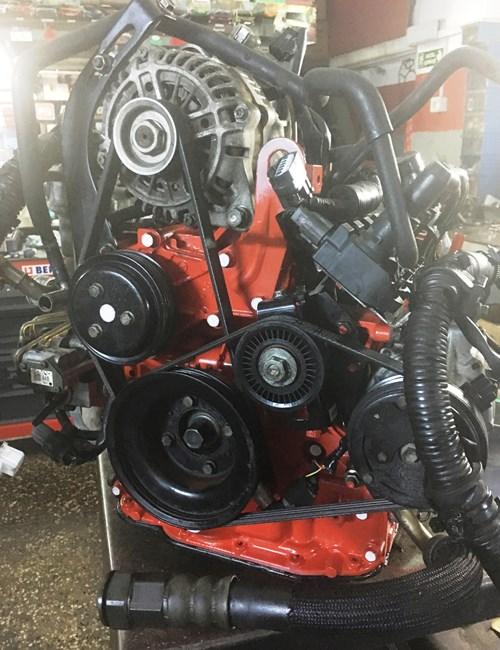 RX8 Motor  Rektefiye