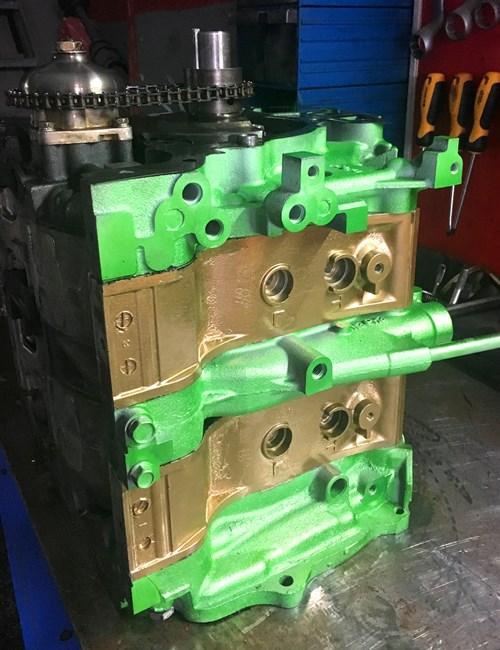 RX8 Motor Yenileme YUNANİSTAN