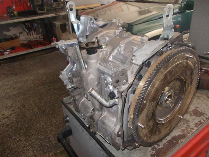2006 RX-8 S1 Motor  Revizyon