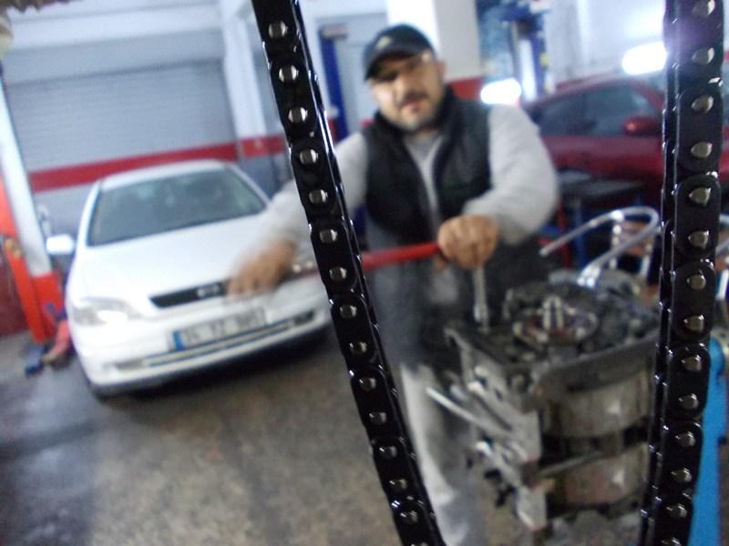 RX8 - S1 Motor Yenilem ANTALYA