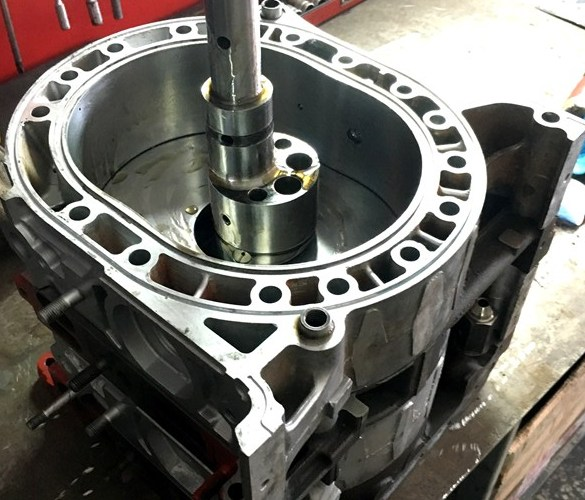 RX8 Motor Revizyon BULGARİSTAN