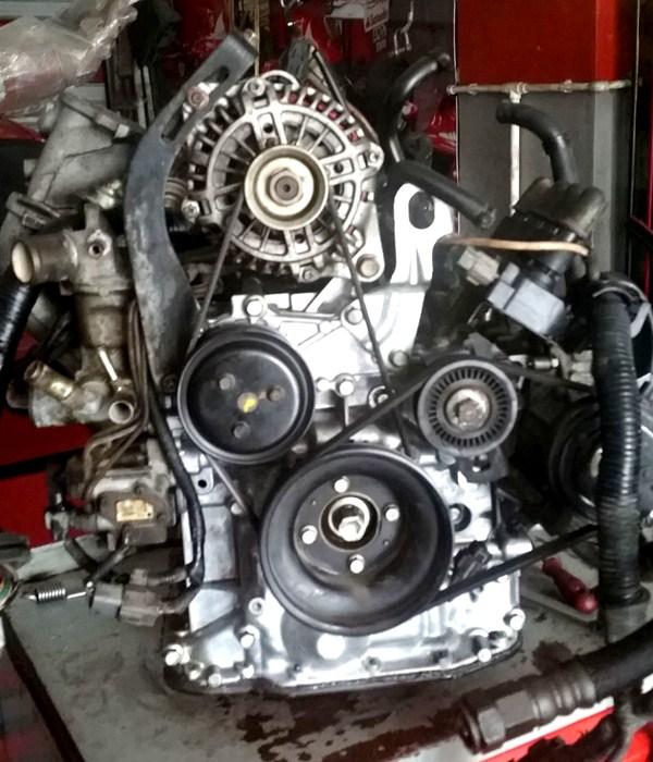 RX-8 S1 Motor Revizyon
