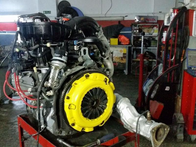 2005 RX8 S1 Motor Rektefiye