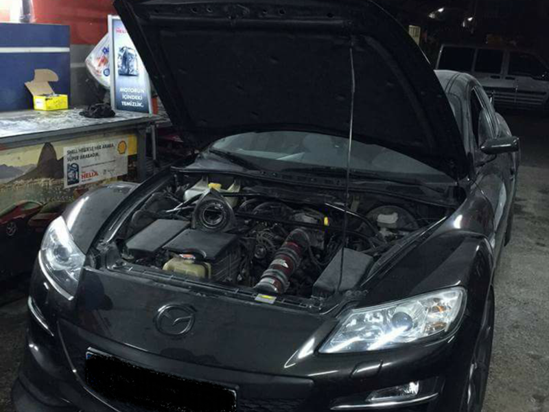 2011 RX-8