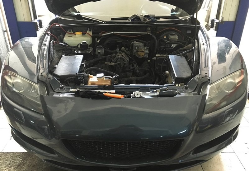 RX8 Motor Yenileme Bahçeşehir