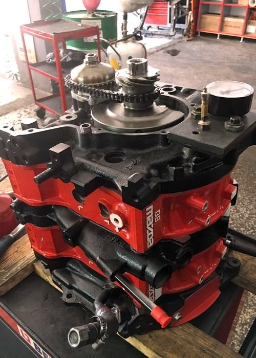 RX8 Motor Toplama YUNANİSTAN