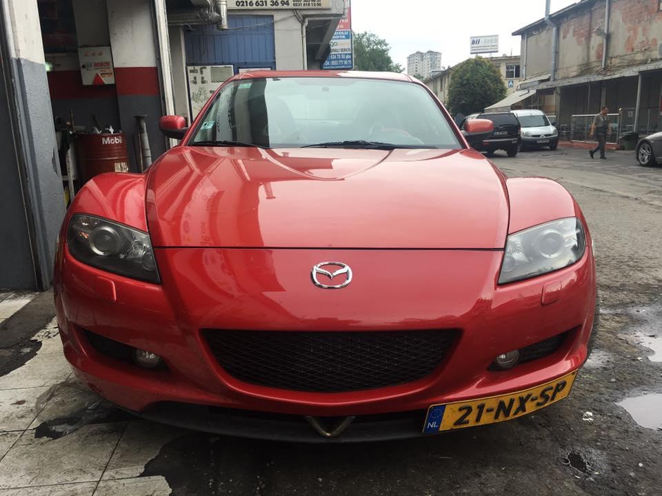 Mazda Rx-8 motor  HOLLANDA