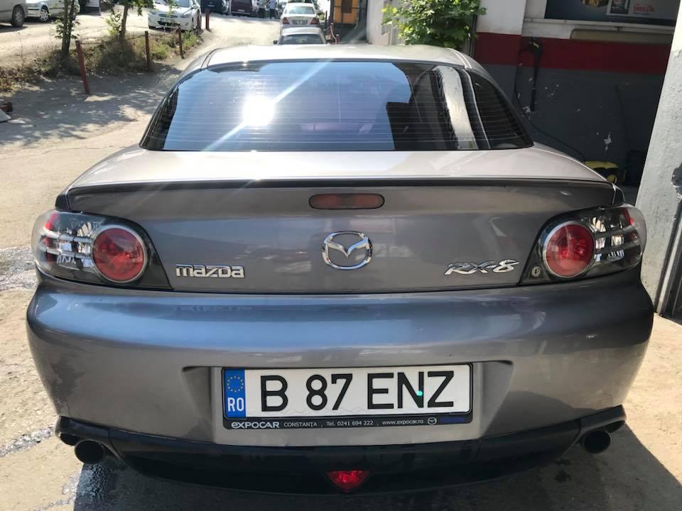 Mazda RX-8 Engine Rebuild-ROMANYA
