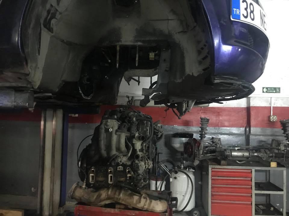 Mazda Rx8 Bakım Onarım