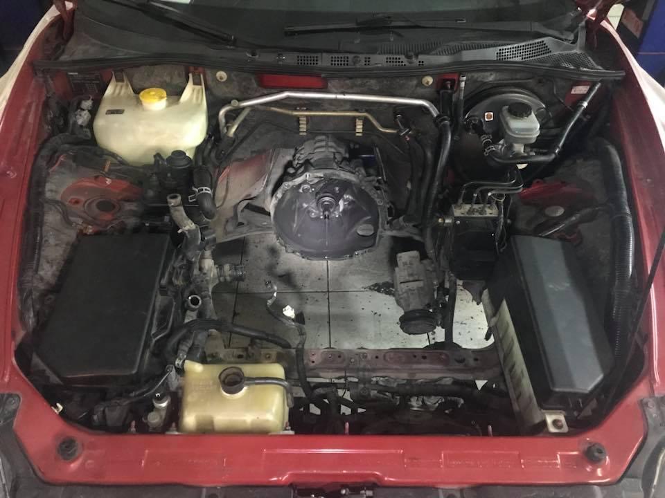 Mazda Rx8 revizyon