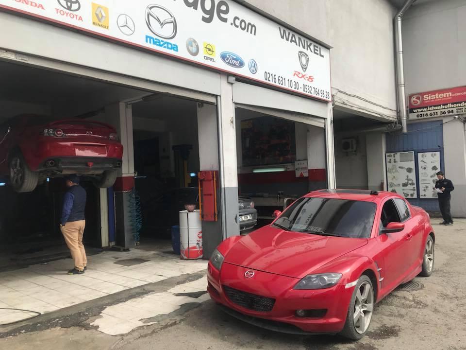 Mazda RX-8 Engine Rebuild