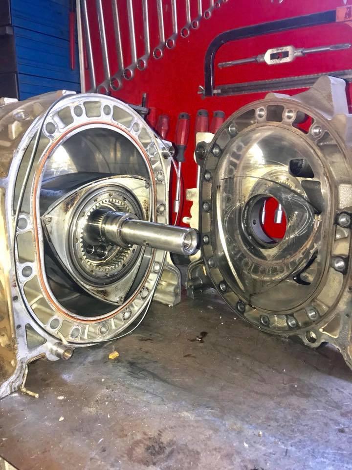 Rx8 Motor tamirat onarım