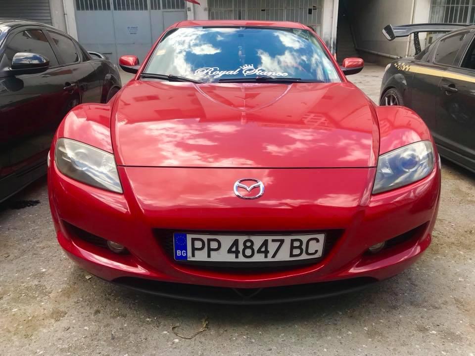 Mazda RX-8 Engine Rebuild BULGARİSTAN