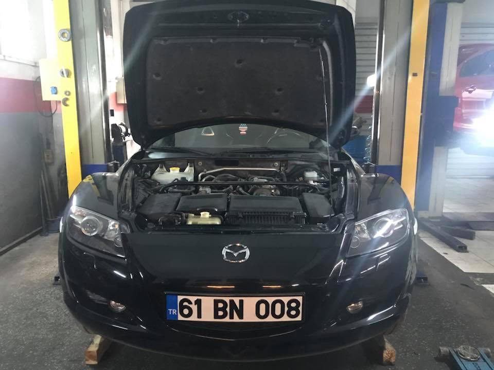 Rx8 Mazda  Bakım Onarım